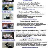 Cuadrante de Encuentros Amigos de Kyoukai Budo 2014
