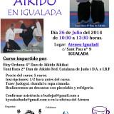 4º Encuentro de Aikido Amigos de Kyoukai Budo – Aikido Estrac