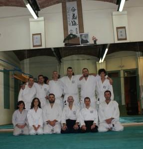 Clase aikido