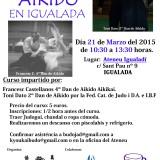 2º Encuentro de Aikido  (Igualada 2015)