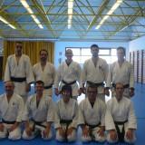 Técnicos de Aikido Nivel I