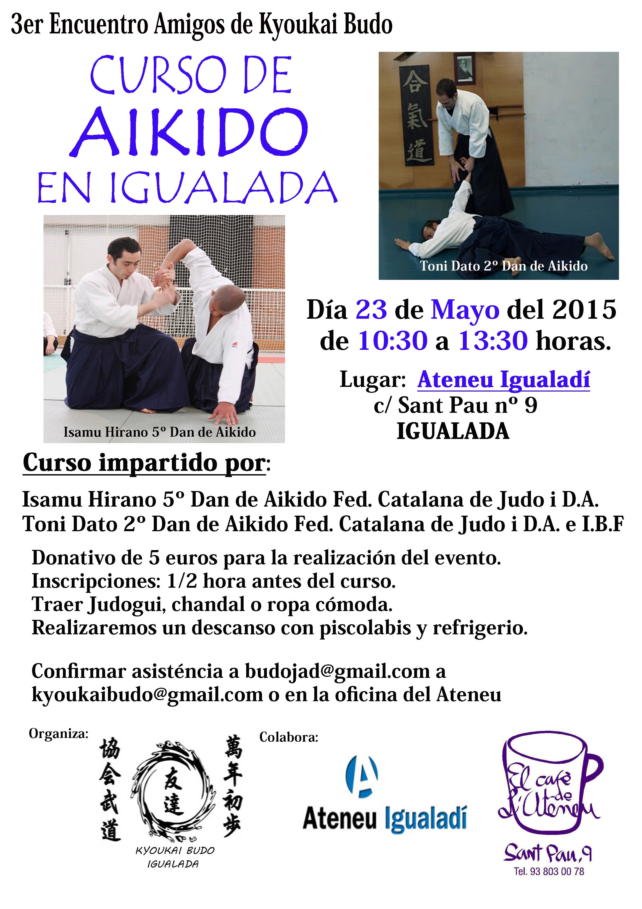 Curso Aikido Mayo Igualada 2015 copia