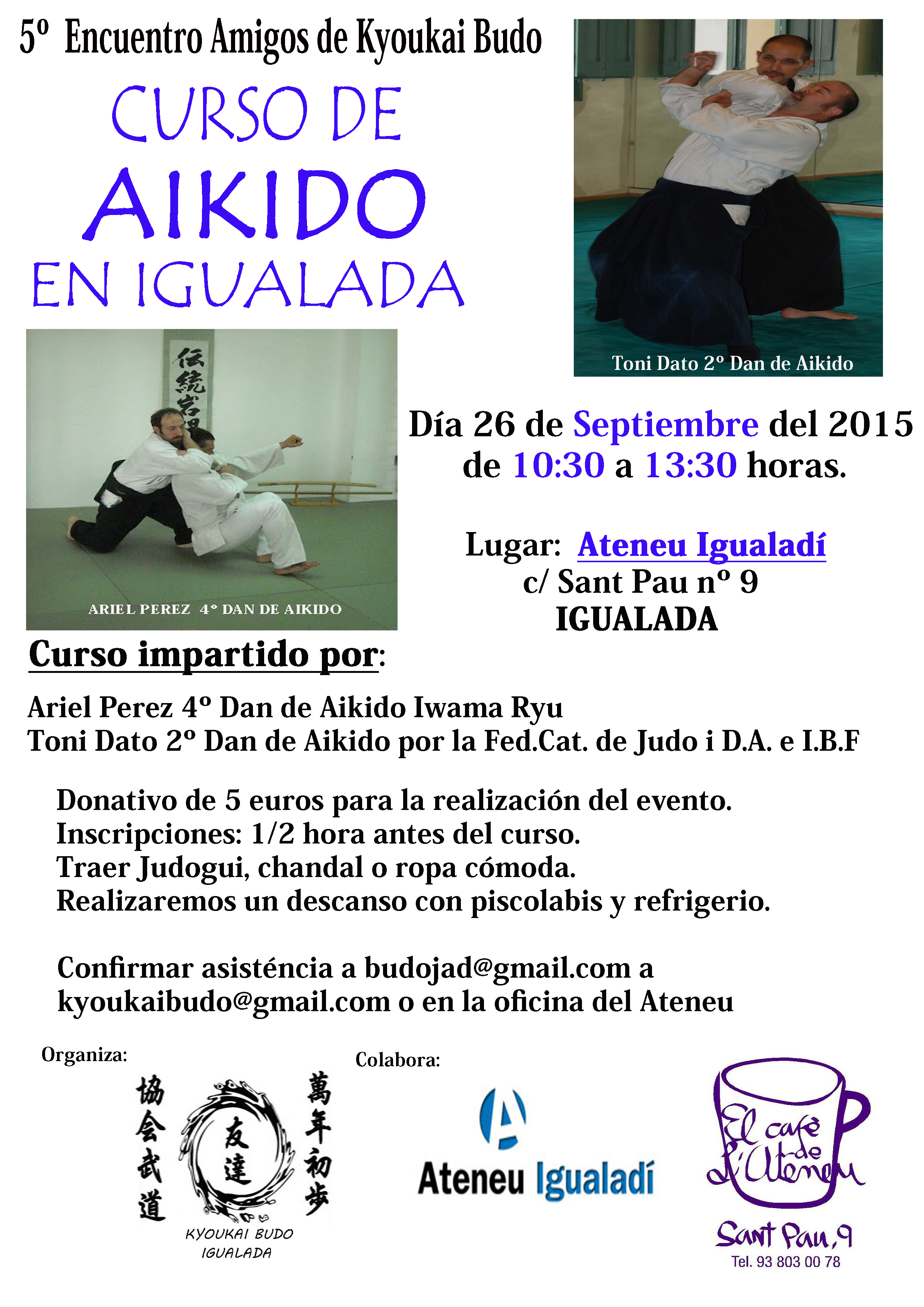 Curso Aikido Septiembre Igualada 2015 copia