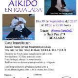 Vídeo y fotos del 5º Encuentro de Aikido