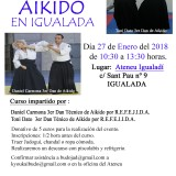 Vídeo y Fotos del 1er Encuentro de Aikido de la Temporada
