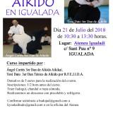 Vídeo y Fotos del 4º Encuentro de Aikido 2018