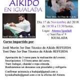 Fotos y Vídeo del 6º Encuentro de Aikido