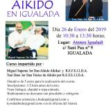 Fotos y Vídeo del 1er Encuentro de Aikido de la Temporada 2019