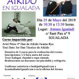 Vídeo y fotos del 3er Encuentro de Aikido del 2019