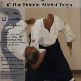 Vídeo del Curso de nuestro Asesor Técnico Ángel Alvarez 6º Dan Shidoin Aikikai