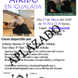 Aplazamos el 3er Encuentro de Aikido «Amigos de Kyoukai Budo 2020»
