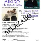 Aplazado el 4º Encuentro de Aikido 2020